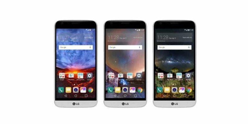 Guide Apply a 360-degree wallpaper on LG G5