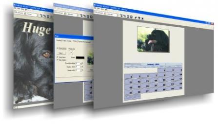 AMC Calendar Wizard Screenshot