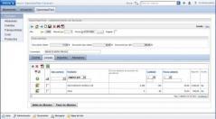 OpenXava Screenshot