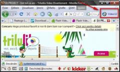 Trilulilu Downloader Screenshot