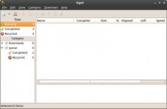 uGet Screenshot