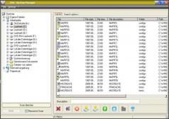 GSA Backup Manager Screenshot