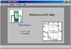 GPS Utility Screenshot