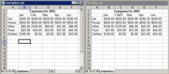 Spreadsheet Compare Screenshot