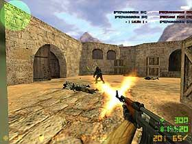 Counter Strike Screenshot