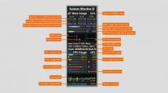 System Monitor II Screenshot