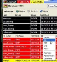 Nagstamon Screenshot