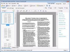 FileCenter Professional Plus Screenshot