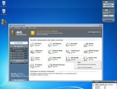 AVG Internet Security Screenshot