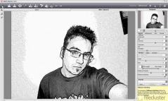 AKVIS Sketch Screenshot