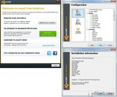 Avast Free Antivirus Screenshot