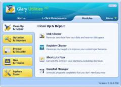 Glary Utilities Pro Screenshot