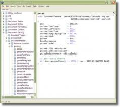 Code Browser Portable Screenshot