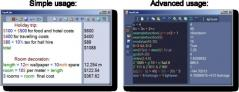 OpalCalc Portable Screenshot