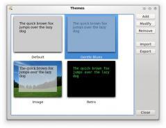FocusWriter Screenshot
