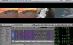 Avid Media Composer Screenshot