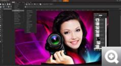 Corel PaintShop Pro Screenshot