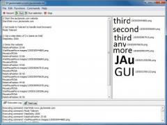 JAutomate Screenshot