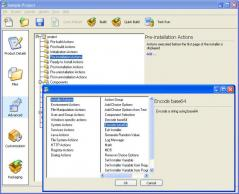 VMware InstallBuilder Professional Screenshot