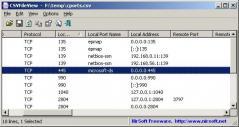 CSVFileView Screenshot