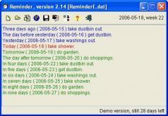 Reminder (formerly Chris Kruidenier Reminder) Screenshot