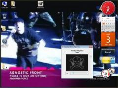 Desktop Movie Player Screenshot