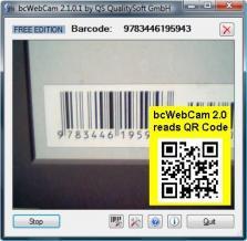 bcWebCam Screenshot