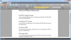 Free PDF Split Screenshot