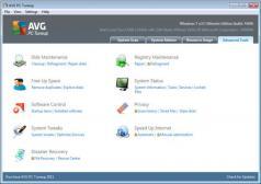 AVG PC TuneUp Screenshot