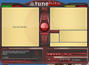 Audials Tunebite Platinum Screenshot