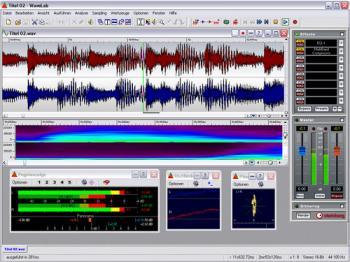 Wavelab Pro Screenshot