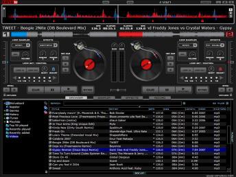 Virtual DJ Screenshot