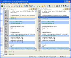UltraCompare Professional Screenshot