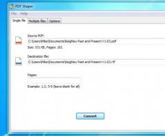 PDF Shaper Free Screenshot