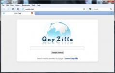 Falkon (formerly QupZilla) Screenshot
