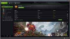 NVIDIA GeForce Experience Screenshot