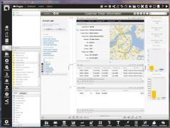 Lianja App Builder Screenshot