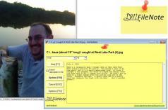 dmFileNote Screenshot