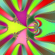 Fractal Zoomer Screenshot