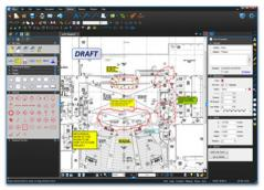 Bluebeam Revu CAD Screenshot