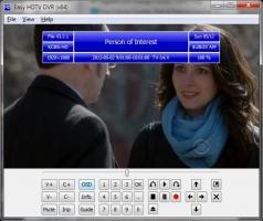 Easy HDTV DVR Screenshot