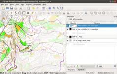OpenOrienteering Mapper Screenshot