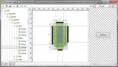 Nine-patch editor Screenshot