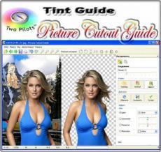 Picture Cutout Guide Screenshot