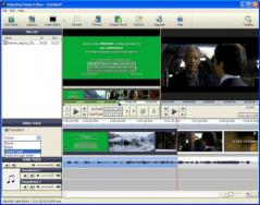 VideoPad Video Editor Screenshot