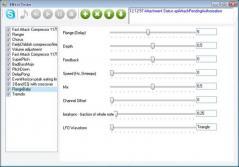 Skype Voice Changer Pro Screenshot