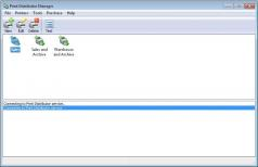 Print Distributor Manager Screenshot