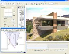 Artlantis Studio Screenshot