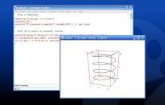 Euler Math Toolbox Screenshot