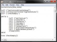 Clonepad Screenshot